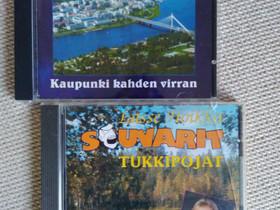 Lasse Hoikka & Souvarit 2 cd-levyä, Imatra/posti, Musiikki CD, DVD ja äänitteet, Musiikki ja soittimet, Imatra, Tori.fi