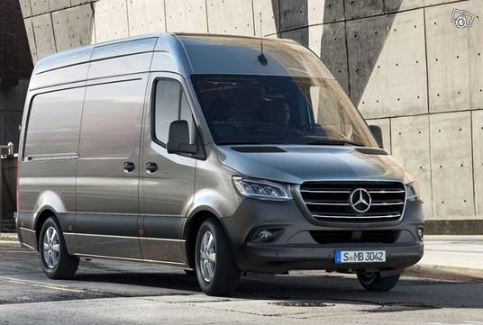 2020 Mercedes-Benz Sprinter UMPI PA eSprinter 312