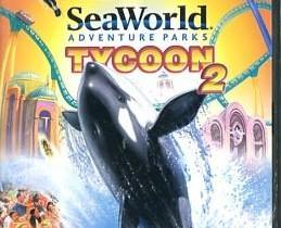 Seaworld Adventure Parks Tycoon 2 PC Uusi Pkt 2,5e, Pelikonsolit ja pelaaminen, Viihde-elektroniikka, Tampere, Tori.fi