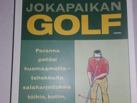 Jokapaikan Golf, Harrastekirjat, Kirjat ja lehdet, Loppi, Tori.fi