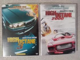 High Octane kaksi dvd:tä Imatra/posti, Elokuvat, Imatra, Tori.fi