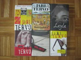 Jari Tervo kuuden kirjan paketti, Imatra/posti, Kaunokirjallisuus, Kirjat ja lehdet, Imatra, Tori.fi