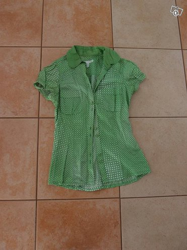 Zara vihreä paita 5c8812c50f