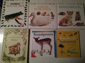 Eläin poikasia ja Hyönteisiä kirjat, Lastenkirjat, Kirjat ja lehdet, Kajaani, Tori.fi