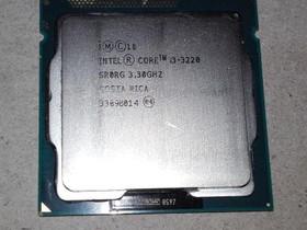 Intel-Core-i3-3220-3-3GHz cpu toimiva LGA 1155, Komponentit, Tietokoneet ja lisälaitteet, Oulu, Tori.fi