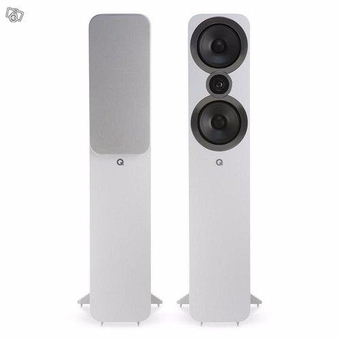 Q Acoustics 3050i lattiakaiuttimet UUSI
