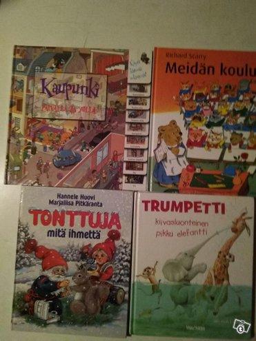 Lasten Tarina kirjat 4
