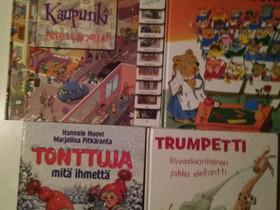 Lasten Tarina kirjat 4, Sarjakuvat, Kirjat ja lehdet, Kajaani, Tori.fi