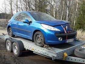 Peugeot 207 -07 2,0 hdi, Autovaraosat, Auton varaosat ja tarvikkeet, Nakkila, Tori.fi