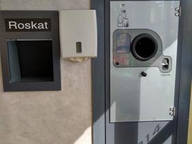 Repant pullonpalautusautomaatti Combo WB C1545, Liikkeille ja yrityksille, Hamina, Tori.fi