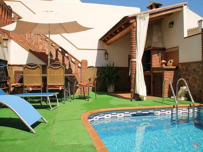 Casa Patricia, loma-asunto Costa del Solilla