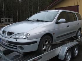 Renault megane 1995-03 varaosina tai kokonaan, Autovaraosat, Auton varaosat ja tarvikkeet, Kauhajoki, Tori.fi