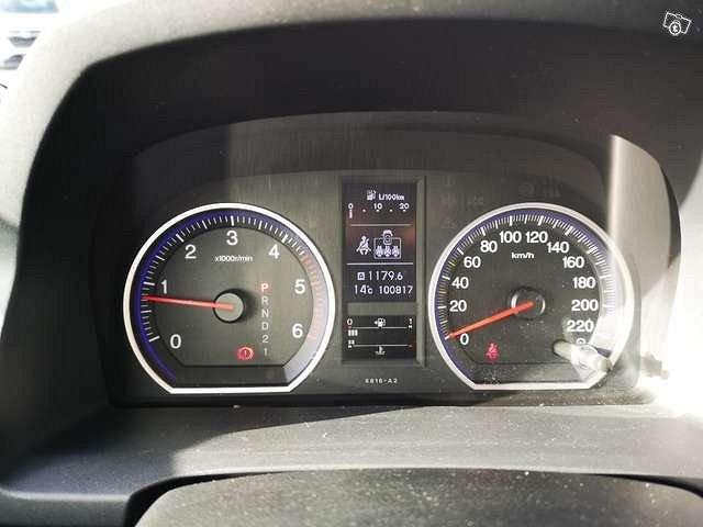 Honda CR-V Ececutive Auto 4WD 100800km 14