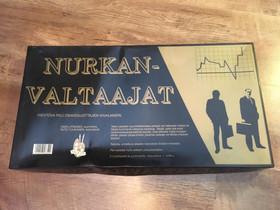 Nurkanvaltaajat - Lautapeli, Paletti 80-luku, Pelit ja muut harrastukset, Lahti, Tori.fi