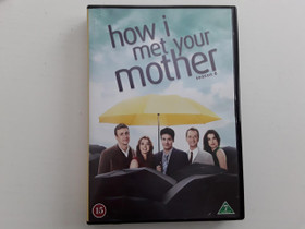 Dvd elokuva how i meet your mother, Elokuvat, Joensuu, Tori.fi
