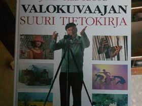 Valokuvajan suuri tietokirja, Harrastekirjat, Kirjat ja lehdet, Joensuu, Tori.fi