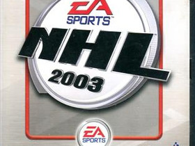 NHL 2003 PC Uusi/Muoveissa Suomipuhe/kannet/teksti, Pelikonsolit ja pelaaminen, Viihde-elektroniikka, Tampere, Tori.fi