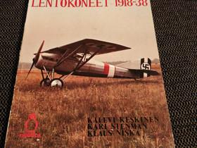 Suomen ilmavoimien lentokoneet 1918-38, Muut kirjat ja lehdet, Kirjat ja lehdet, Rauma, Tori.fi