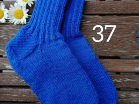 37 siniset villasukat, Käsityöt, Savonlinna, Tori.fi