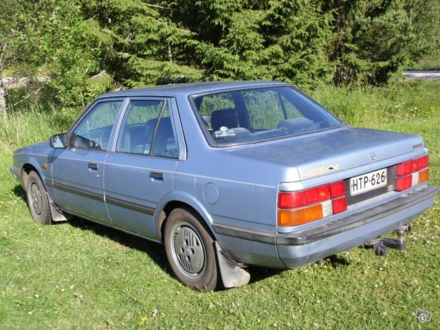 Mazda 626 2,0 1985 3