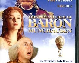 Paroni Munchausenin Seikkailut R2 Suomitekstit, Elokuvat, Tampere, Tori.fi