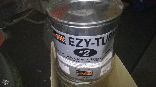 EZY-TURN 2 Portti pistoventtiilin runko rasva
