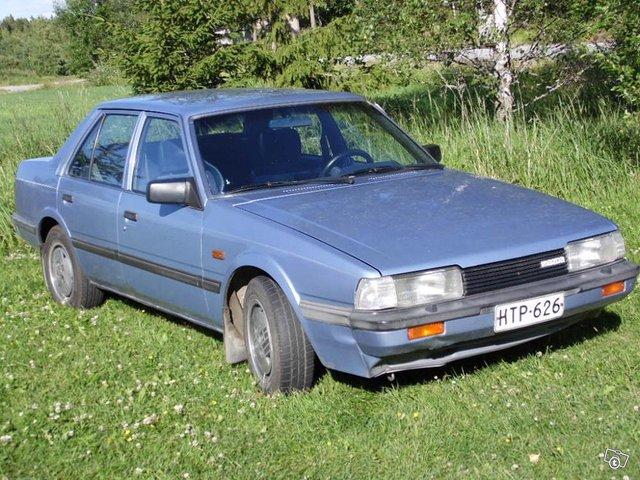 Mazda 626 2,0 1985 2