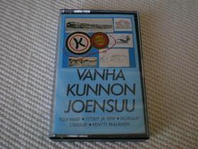Vanha kunnon Joensuu C-kasetti/musiikkikasetti, Musiikki CD, DVD ja äänitteet, Musiikki ja soittimet, Joensuu, Tori.fi