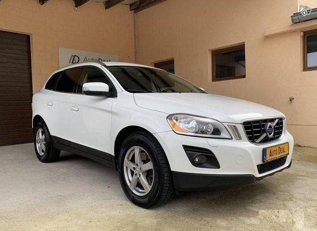 Volvo XC 60 2.4 D AWD Geartronic