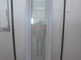 ICC-151, PVC82, 590x2290, Valk/Harm, 3K OPEN, Ikkunat, ovet ja lattiat, Rakennustarvikkeet ja työkalut, Luoto, Tori.fi