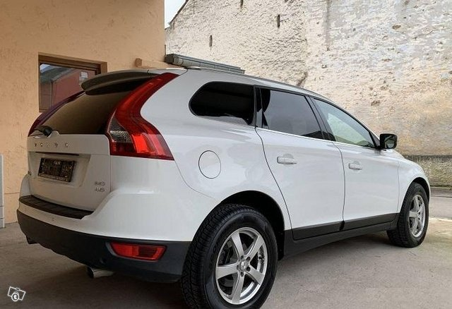 Volvo XC 60 2.4 D AWD Geartronic 4