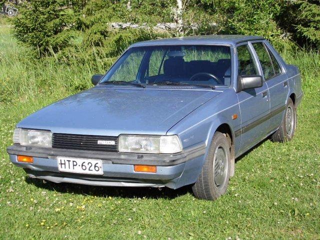 Mazda 626 2,0 1985
