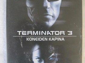 Terminator 3 - Koneiden kapina -dvd, Imatra/posti, Elokuvat, Imatra, Tori.fi