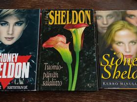 Sidney Sheldon romaanit 3 kpl, Kaunokirjallisuus, Kirjat ja lehdet, Eurajoki, Tori.fi