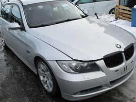 Purkuauto: BMW 320D FARMARI -2008, Autovaraosat, Auton varaosat ja tarvikkeet, Tampere, Tori.fi