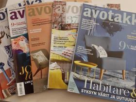 Avotakka lehtiä, Lehdet, Kirjat ja lehdet, Hyrynsalmi, Tori.fi