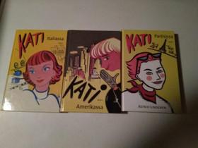Kati kirjat Astrid Lindgren, Muut kirjat ja lehdet, Kirjat ja lehdet, Kajaani, Tori.fi