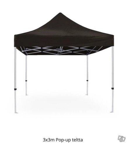Pop-up teltta SUPERIOR (Monta kokoa)