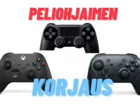 Peliohjaimen korjaus, Palvelut, Kuopio, Tori.fi