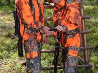 Dovrefjell Hunter Vision Pro Hirvioranssi puku