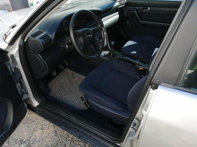 Audi 100 2, 3E 5