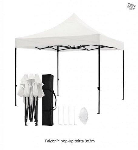 Pop-up teltta Falcon (Monta kokoa)