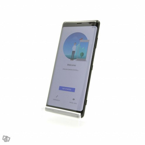 Sony Xperia XZ3 64GB, 1v takuu, maksuton toimitus
