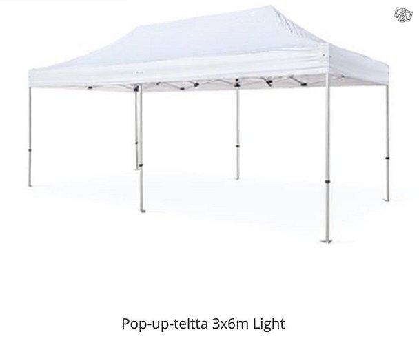 Pop-up teltta Light (Monta kokoa)