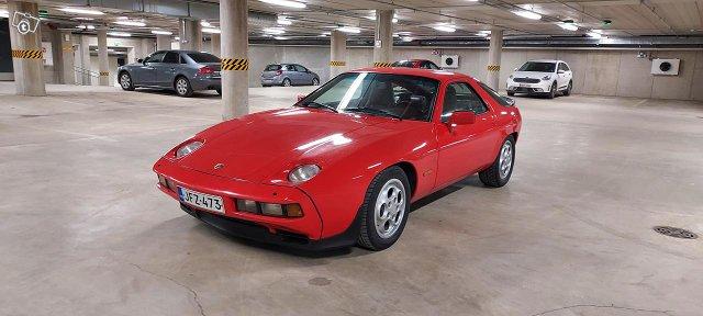 Porsche 928 S 4.7 V8 , 1985