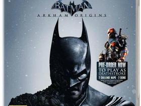 Batman Arkham Origins PS3, Pelikonsolit ja pelaaminen, Viihde-elektroniikka, Lahti, Tori.fi