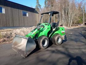 AVANT 635, sisältää yhden työlaitteen, Maanrakennuskoneet, Työkoneet ja kalusto, Kangasala, Tori.fi