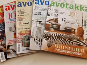 Avotakka-lehtiä, Lehdet, Kirjat ja lehdet, Hyrynsalmi, Tori.fi