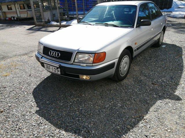 Audi 100 2, 3E, kuva 1