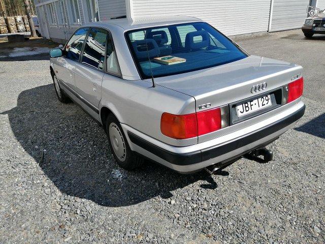 Audi 100 2, 3E 4